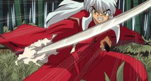 Inuyasha_with_his_Tessaiga