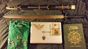 John's Zelda collection