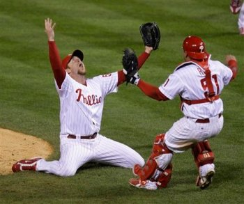 APTOPIX World Series Rays Phillies Baseball